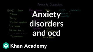 Visit us (http://www.khanacademy.org/science/healthcare-and-medicine) for health and medicine content or (http://www.khanacademy.org/test-prep/mcat) for MCAT related content. These videos do not provide medical advice and are for informational purposes only. The videos are not intended to be a substitute for professional medical advice, diagnosis or treatment. Always seek the advice of a qualified health provider with any questions you may have regarding a medical condition. Never disregard professional medical advice or delay in seeking it because of something you have read or seen in any Khan Academy video. Created by Brooke Miller.  Watch the next lesson: https://www.khanacademy.org/test-prep/mcat/behavior/psychological-disorders/v/dissociative-identity-disorder?utm_source=YT&utm_medium=Desc&utm_campaign=mcat  Missed the previous lesson? https://www.khanacademy.org/test-prep/mcat/behavior/psychological-disorders/v/biological-basis-of-depression?utm_source=YT&utm_medium=Desc&utm_campaign=mcat  MCAT on Khan Academy: Go ahead and practice some passage-based questions!  About Khan Academy: Khan Academy offers practice exercises, instructional videos, and a personalized learning dashboard that empower learners to study at their own pace in and outside of the classroom. We tackle math, science, computer programming, history, art history, economics, and more. Our math missions guide learners from kindergarten to calculus using state-of-the-art, adaptive technology that identifies strengths and learning gaps. We