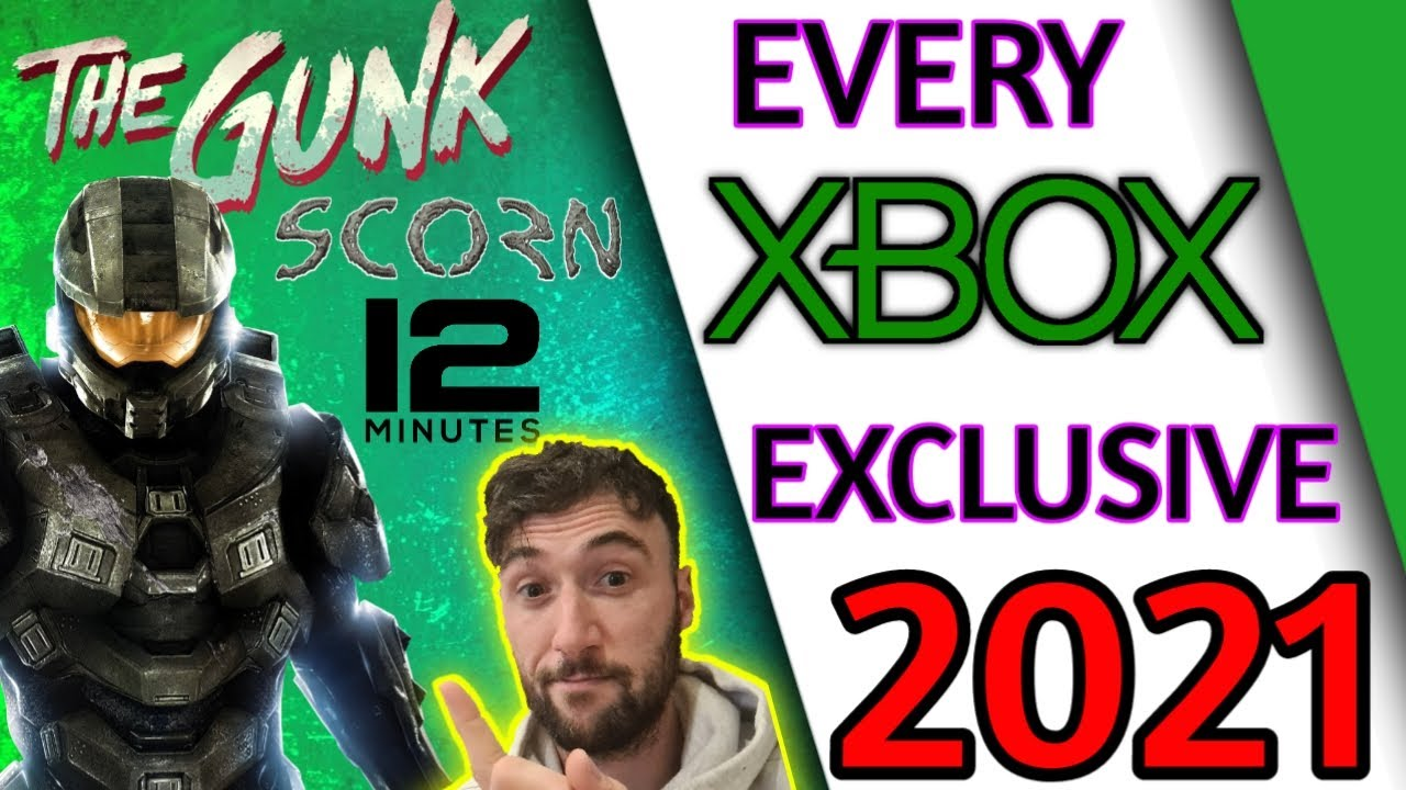EVERY XBOX EXCLUSIVE IN 2021