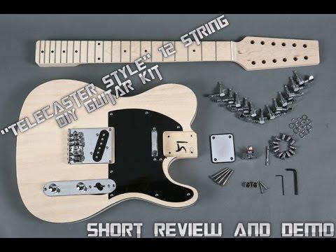 DIY Kit Guitar