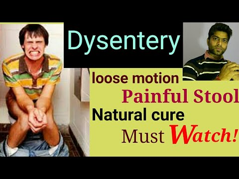 पेचिश के कारण लक्षण और उपचार Dysentery causes, symptoms and cure in homeopathy in hindi.
