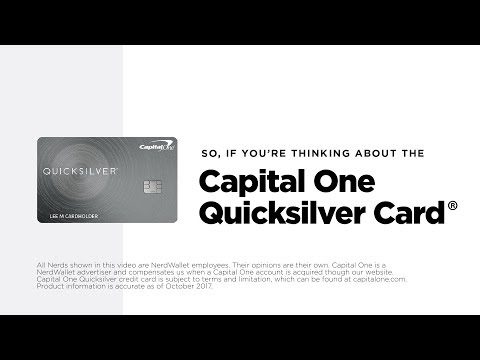 Capital One® Quicksilver Review