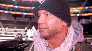 Batista reveals why he returned to WWE on WWE Network