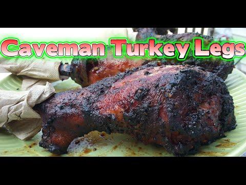 Caveman Turkey Legs: How to cook Turkey Legs