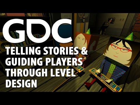 How to Tell Stories and Guide Players Through Level Design