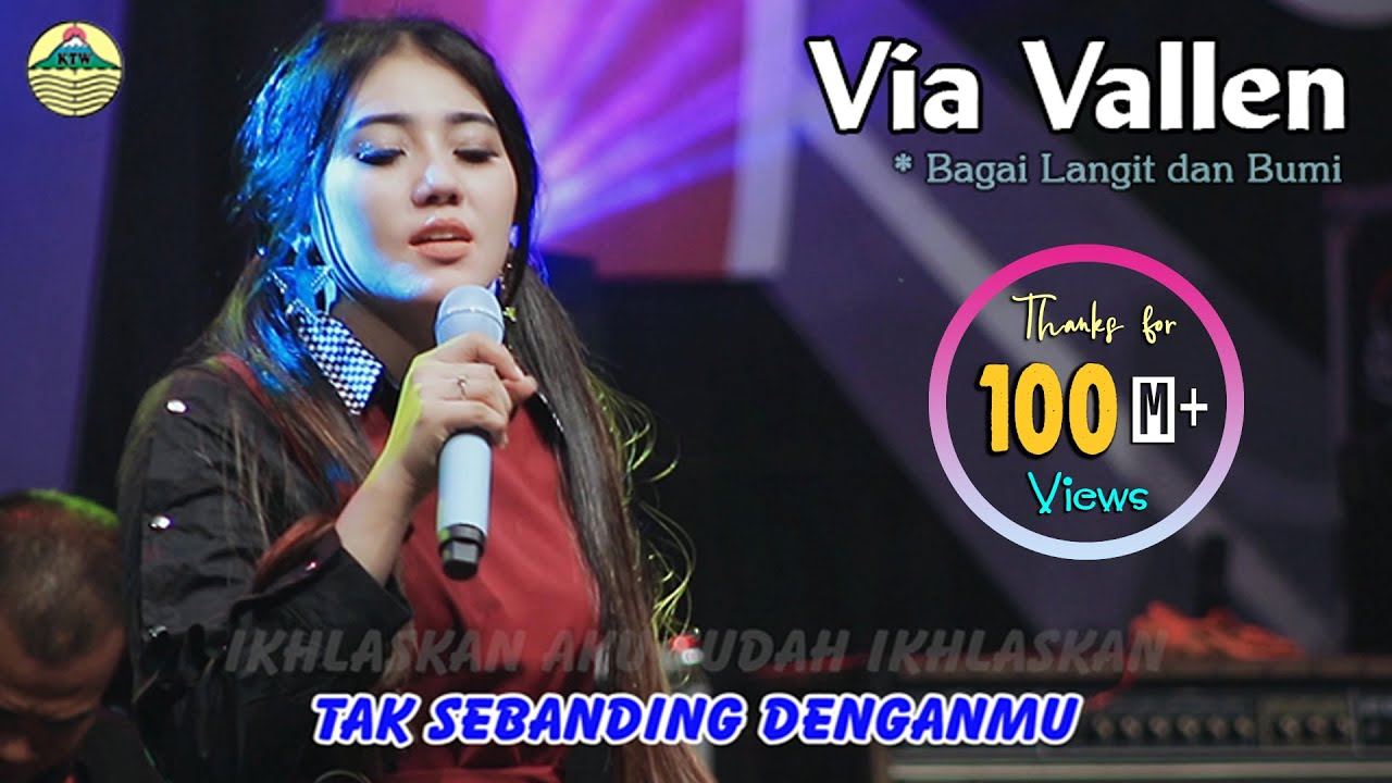Download Via Vallen - Bagai Langit Dan Bumi MP3 Gratis