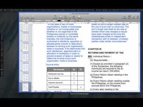 Mag-file ng 1700/1 ASAP para di makasuhan later on ng Tax Evasion