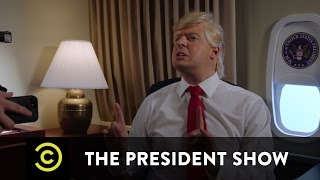 The New Fireside Chats - The President Show - Comedy Central