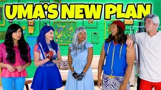 DOES DESCENDANTS 3 UMA GET THE SPELL BOOK? (Totally TV Dress Up Adventure)