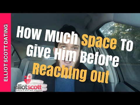 Should I Give Him Space? How Much Space Should You Give Him Before Reaching Out Again?