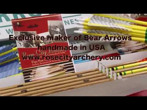 How To Make a Wooden Arrow in 1 Minute