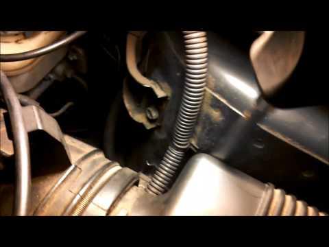 2004 Honda Pilot Air Filter Replacement