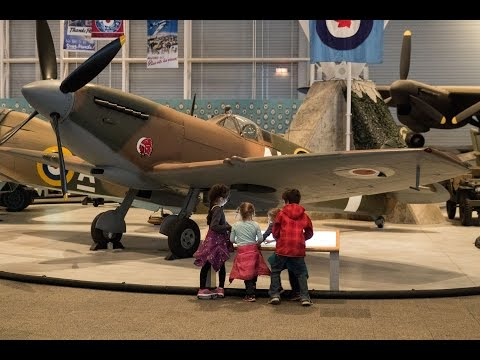 Canada aviation and space museum
