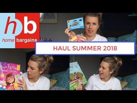 HOME BARGAINS HAUL SS18