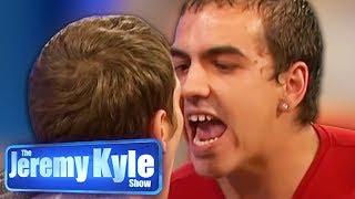 Crazy Man Loses It On Jeremy Kyle