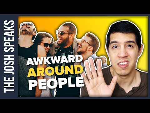 How To NOT Be Awkward Around Groups of People