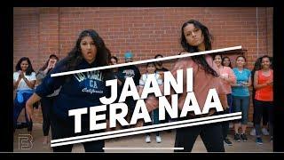 """JAANI TERA NAA""- ONE TAKE Bhangra Funk Dance | Shivani Bhagwan and Chaya Kumar Choreography"