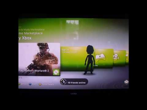 HOW TO MOD XBOX 360 GAMERTAG - USB - VERY EASY