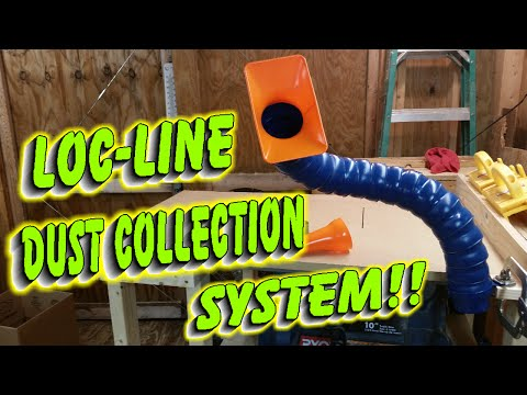 Loc Line Dust Collection System