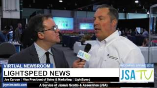 LightSpeed Technologies Talks Nokia Products at INCOMPAS 2016