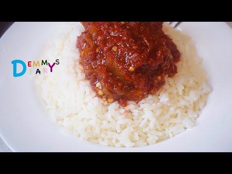 MY NIGERIAN BEEF STEW RECIPE