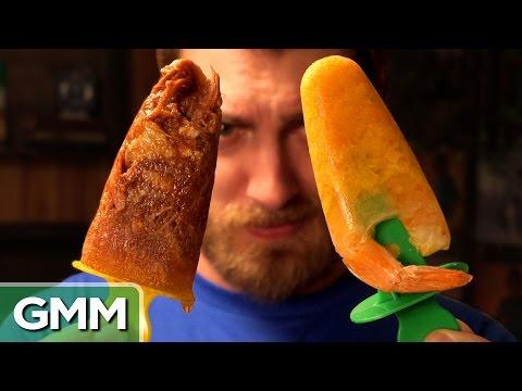 Will It Popsicle? Taste Test