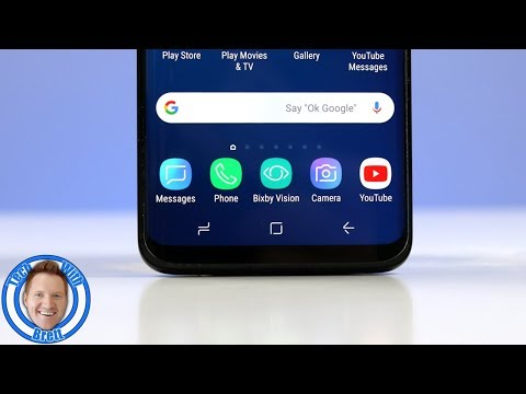 Galaxy S9 Home Button and Navigation Bar Hidden Tips