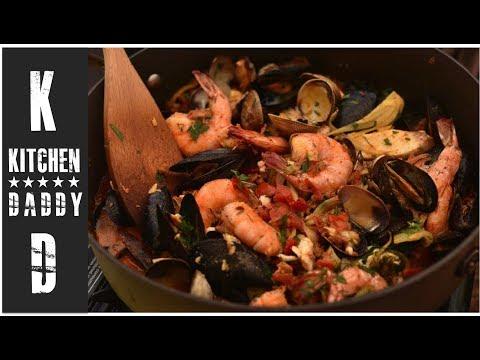 Portuguese Fish Stew | Kitchen Daddy