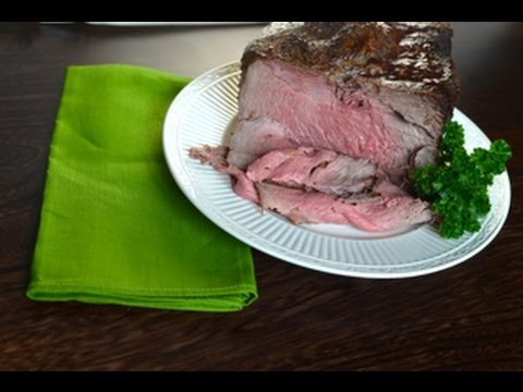 How to make a Sirloin Roast