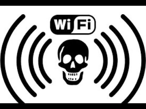 How To Hack Into A WIFI on windows 7/8/10