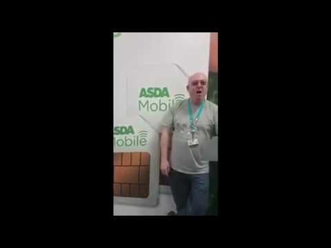 Asda mobile video