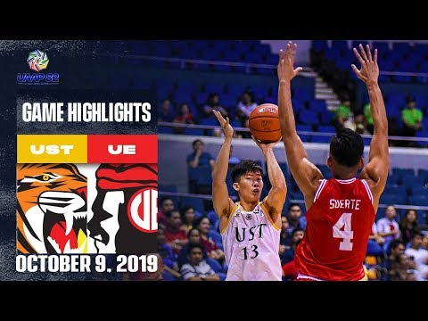 UST Vs UE October 9 2019 Game Highlights UAAP 82 MB