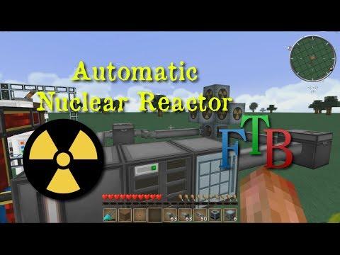 Tutorial: Automatic Nuclear Reactor FTB