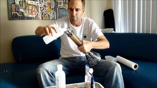 How To Clean Your Bong With Craig X
