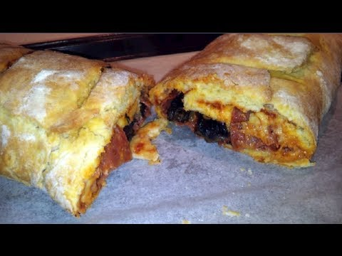 How to make a Stuffed Pizza Loaf, or home made Hot Pockets