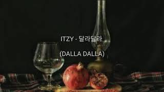 Download ITZY - 달라달라 (DALLA DALLA) Instrumen Piano Video