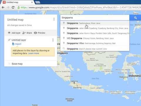 web service google maps api