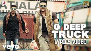 Truck - Lyrics Video   G Deep   Album Gadar
