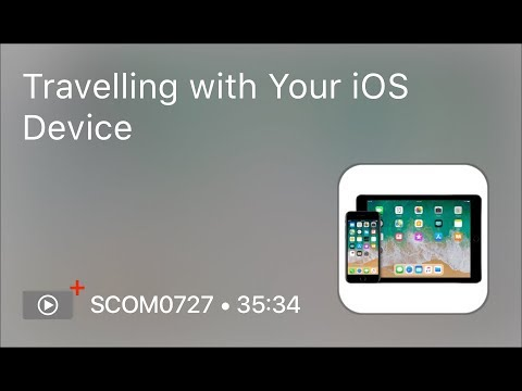 SCOM0727 - Travelling with Your iOS Device - Preview