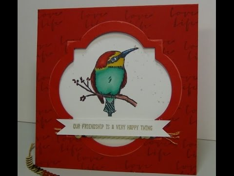 A Happy Thing  Card
