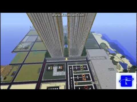 Let's Play Minecraft with GeekLoop - Ep. 2: Jupiter City Builds