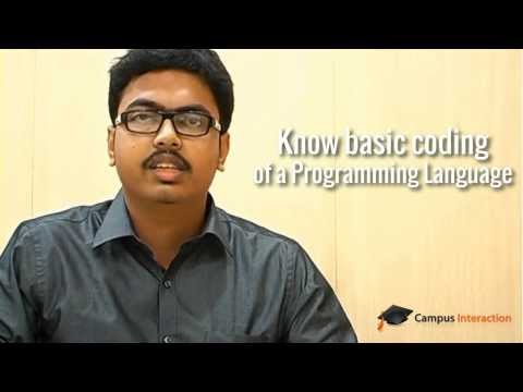 Technical Question asked during cognizant campus interview