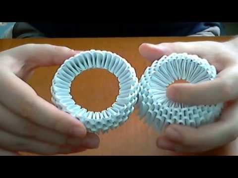 3D ORIGAMI BASE TUTORIAL | Razcapapercraft 3