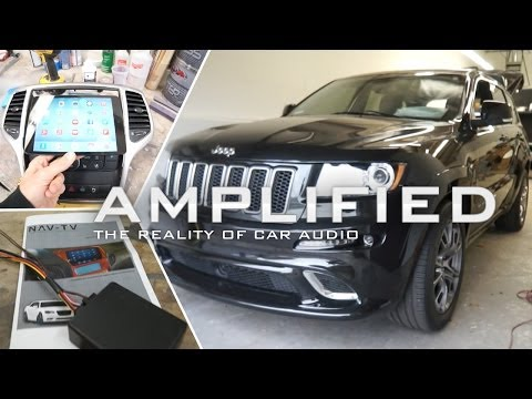 Connect your iPad to your Steering Wheel controls, iPad Install Tips - Amplified #133