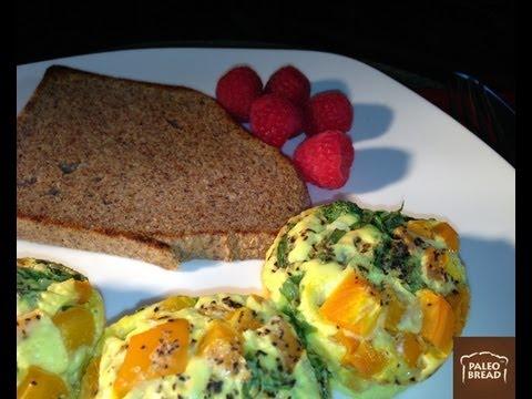 Julian Bakery: Paleo Egg Muffins w/Paleo Bread™