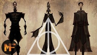 The Deathly Hallows Explained: Creation to Ultimate Fate (+Why Harry Didn