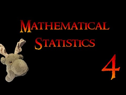 Mathematical Statistics: Joint PDF for Dependent Random Variables and Iterated Expected Value