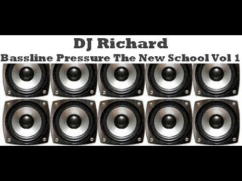 DJ Richard  Bassline Pressure The New School Vol1  - 2014 Speed Garage