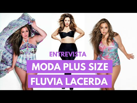 Xxx Mp4 ENTREVISTA Fluvia Lacerda Moda Plus Size 3gp Sex