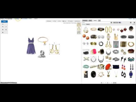 How To Use Polyvore
