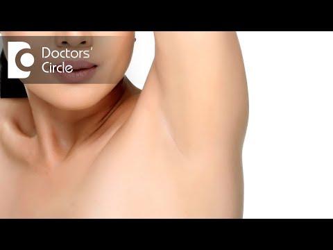 How to get rid of dark armpits naturally?- Dr. Rasya Dixit